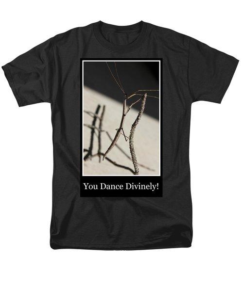 Dance Men's T-Shirt  (Regular Fit) by Betty Northcutt