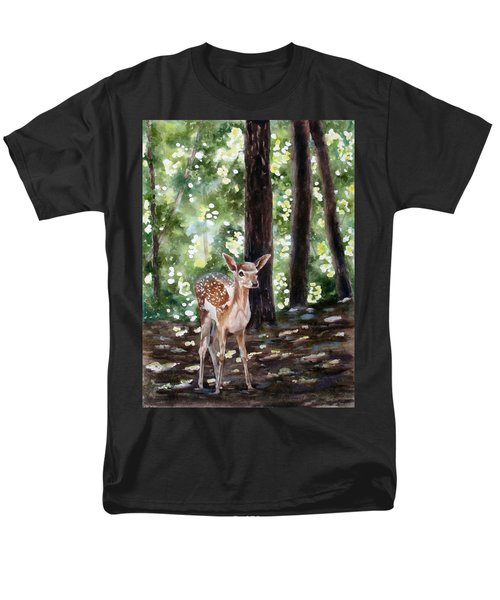 Dappled Innocence Men's T-Shirt  (Regular Fit)
