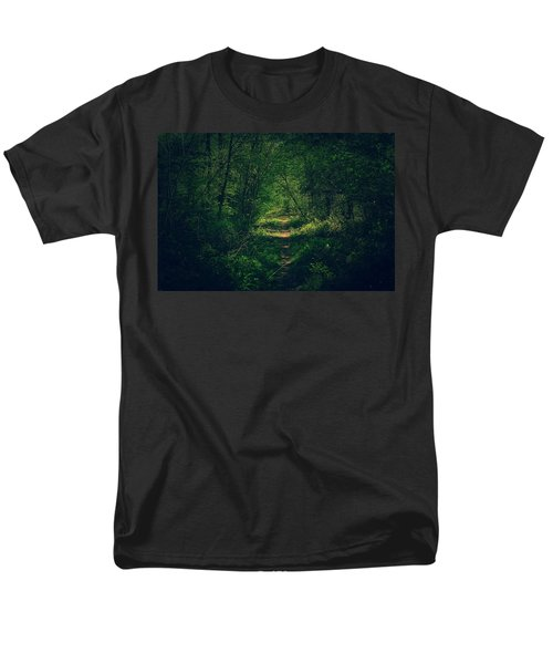Dark Forest Men's T-Shirt  (Regular Fit) by Daniel Precht