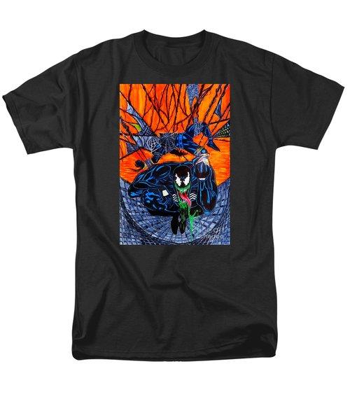 Darkhawk Issue 13 Homage Men's T-Shirt  (Regular Fit) by Justin Moore