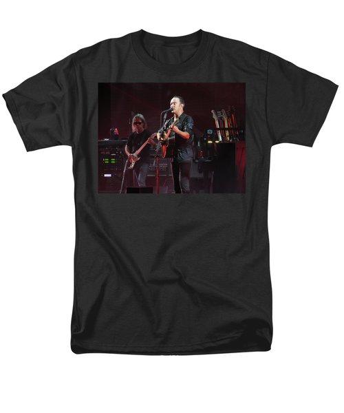 Dave Matthews Live Men's T-Shirt  (Regular Fit) by Aaron Martens