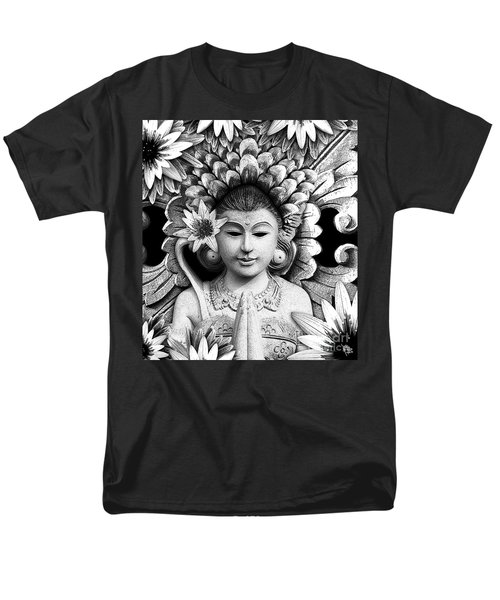 Dawning Of The Goddess Men's T-Shirt  (Regular Fit) by Christopher Beikmann