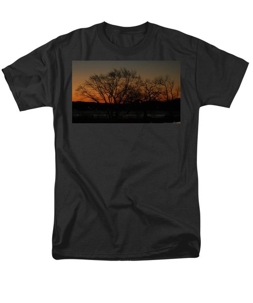 Dawns Early Light Men's T-Shirt  (Regular Fit) by Joe Faherty