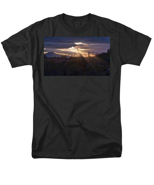 Men's T-Shirt  (Regular Fit) featuring the photograph Days End by Dan McManus