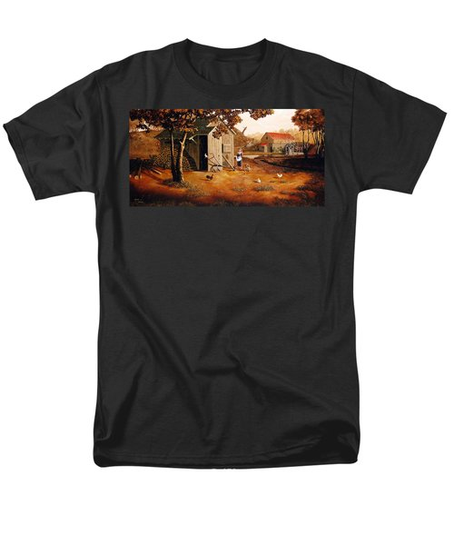 Days Of Discovery Men's T-Shirt  (Regular Fit) by Duane R Probus