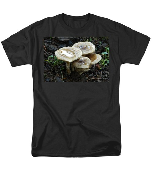 Men's T-Shirt  (Regular Fit) featuring the photograph Deadly Beauty 1 by Chalet Roome-Rigdon