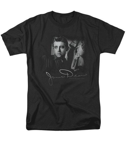Dean - Mementos Men's T-Shirt  (Regular Fit) by Brand A