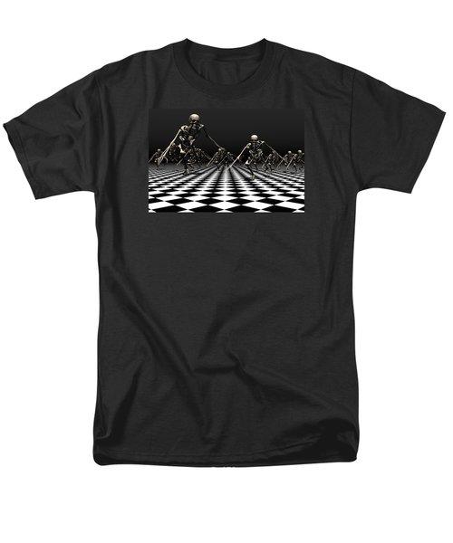 Death Approaches Men's T-Shirt  (Regular Fit)