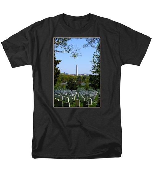Men's T-Shirt  (Regular Fit) featuring the photograph Debt Of Gratitude by Patti Whitten