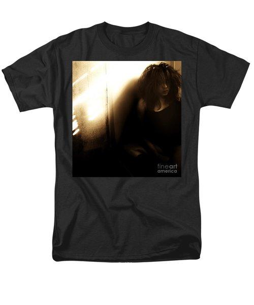 Dejection Men's T-Shirt  (Regular Fit) by Jessica Shelton