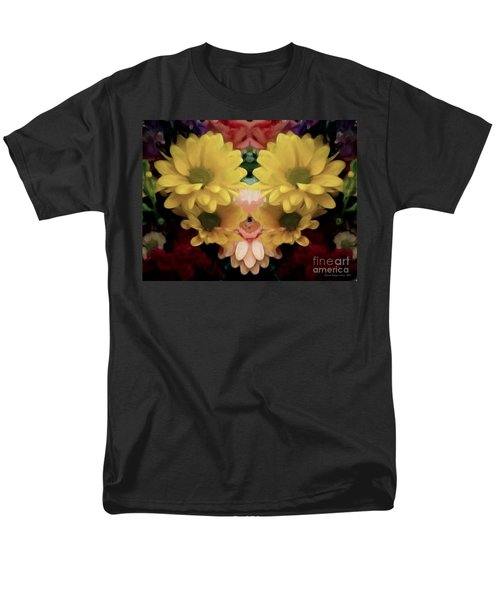 Men's T-Shirt  (Regular Fit) featuring the photograph Delightful Bouquet by Luther Fine Art