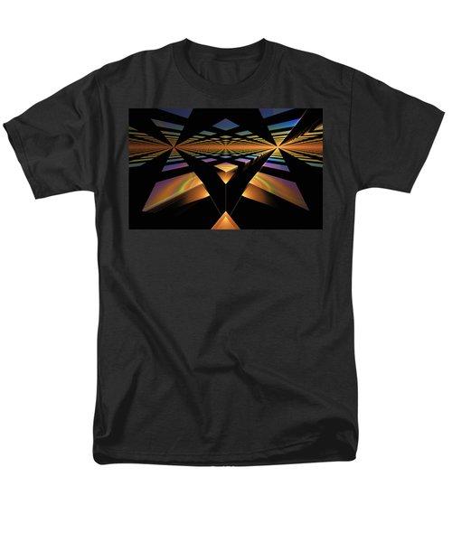 Destination Paths Men's T-Shirt  (Regular Fit) by GJ Blackman