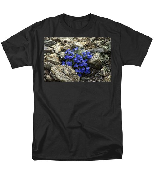 Men's T-Shirt  (Regular Fit) featuring the photograph Determination by Jeremy Rhoades