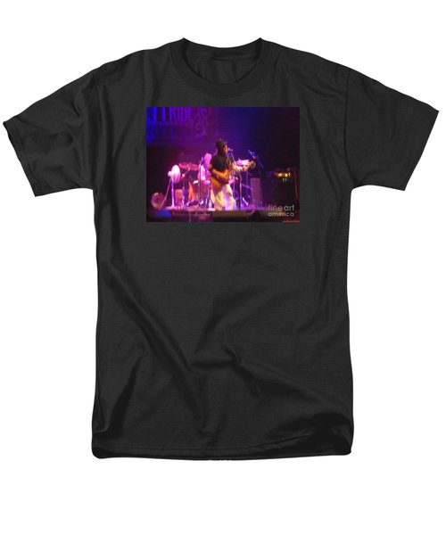 Men's T-Shirt  (Regular Fit) featuring the photograph Devon Allman by Kelly Awad