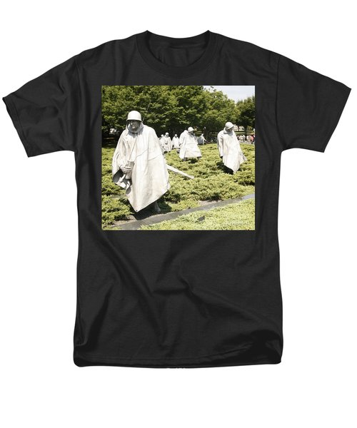 Men's T-Shirt  (Regular Fit) featuring the photograph Different Realities by Carol Lynn Coronios