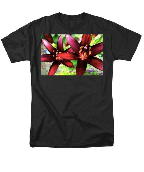 Dimension Lily 2 Men's T-Shirt  (Regular Fit) by Jacqueline Athmann