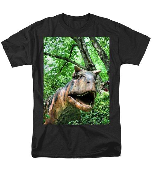 Men's T-Shirt  (Regular Fit) featuring the photograph Dinosaur by Kristin Elmquist