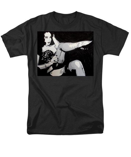Dita Vo Teese Men's T-Shirt  (Regular Fit) by Marisela Mungia