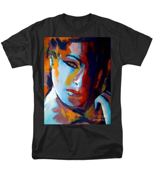 Divided Men's T-Shirt  (Regular Fit) by Helena Wierzbicki