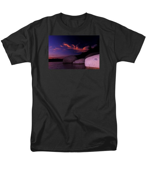 Men's T-Shirt  (Regular Fit) featuring the photograph Do You Believe In Dragons? by Sean Sarsfield