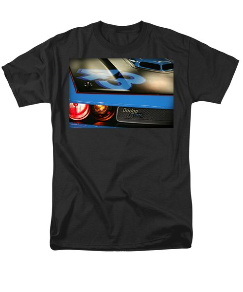 Men's T-Shirt  (Regular Fit) featuring the photograph Dodge By Petty by Gordon Dean II