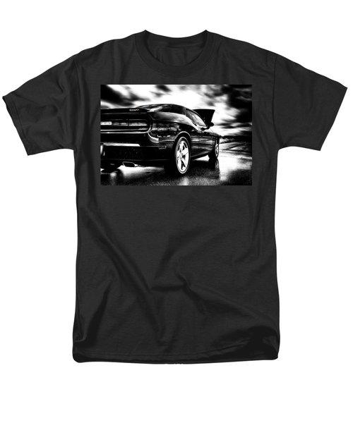 Dodge Challenger Srt In Hdr Men's T-Shirt  (Regular Fit)