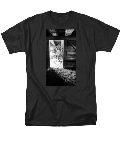Doorway Through Time Men's T-Shirt  (Regular Fit) by Daniel Thompson