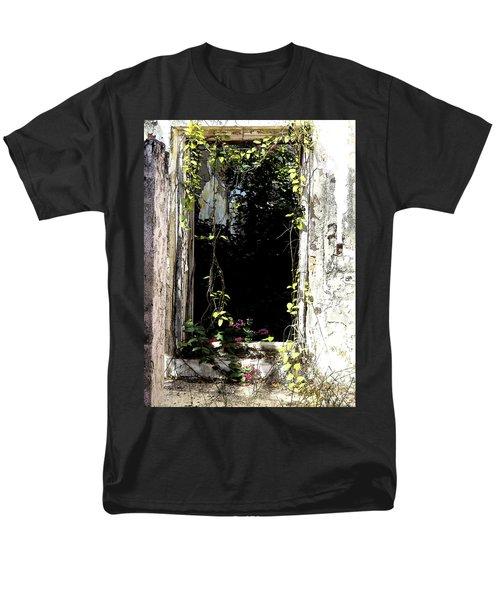 Doorway Delights Men's T-Shirt  (Regular Fit)
