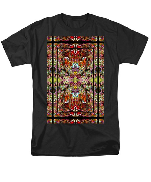 Doorways Thru Sacred Bridge Men's T-Shirt  (Regular Fit) by Deprise Brescia
