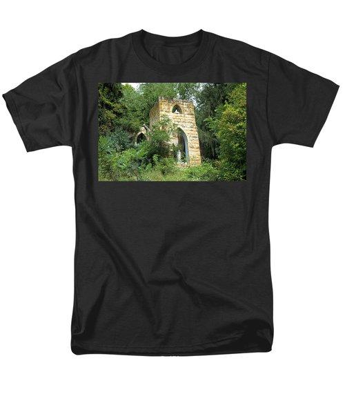 Dorchester Grotto Men's T-Shirt  (Regular Fit) by Bonfire Photography