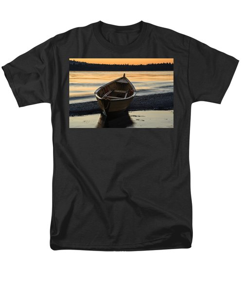Dory At Dawn Men's T-Shirt  (Regular Fit) by Marty Saccone