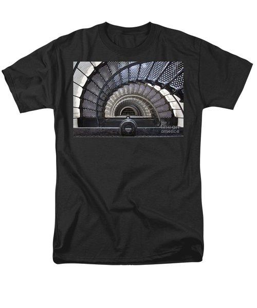 Downward Spiral Men's T-Shirt  (Regular Fit)