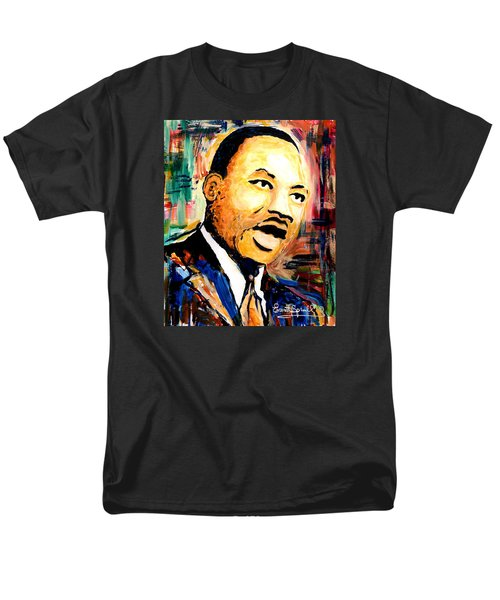 Dr. Martin Luther King Jr Men's T-Shirt  (Regular Fit)