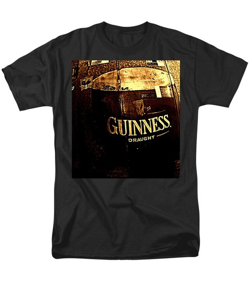 Draught  Men's T-Shirt  (Regular Fit) by Chris Berry