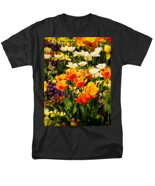 Dreaming In Color Men's T-Shirt  (Regular Fit) by Rodney Lee Williams