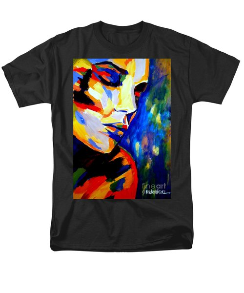 Dreams And Desires Men's T-Shirt  (Regular Fit) by Helena Wierzbicki