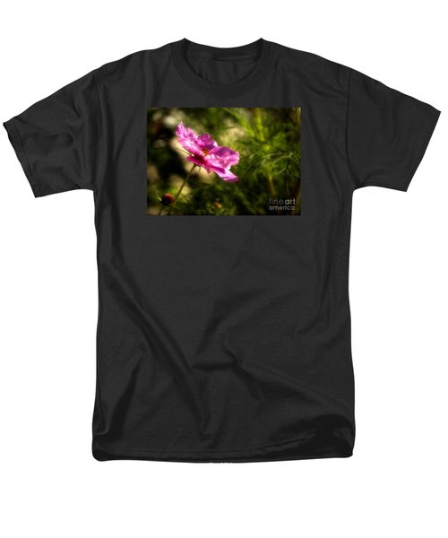 Dreamy Pink Comos Men's T-Shirt  (Regular Fit) by Marjorie Imbeau