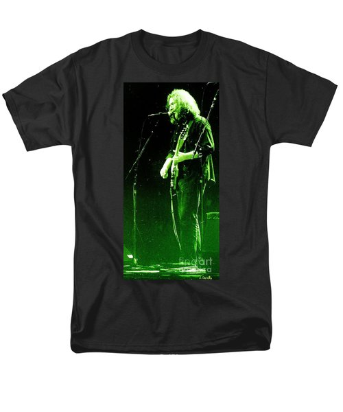 Men's T-Shirt  (Regular Fit) featuring the photograph Dressed Myself In Green  by Susan Carella