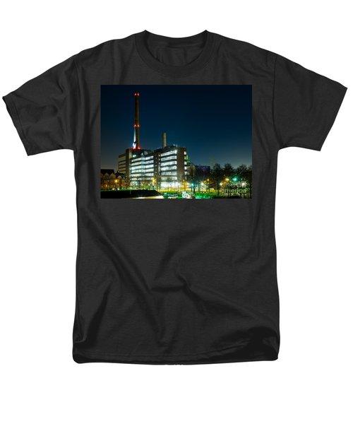 Duisburg Thyssen Krupp Factory Apostel Street Men's T-Shirt  (Regular Fit) by Daniel Heine