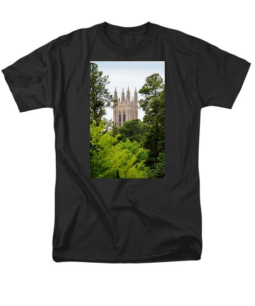 Duke Chapel Men's T-Shirt  (Regular Fit)