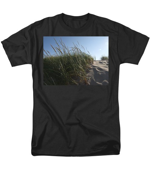 Dune Grass Men's T-Shirt  (Regular Fit) by Tara Lynn