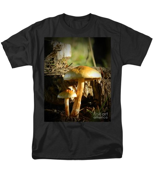 Duo Men's T-Shirt  (Regular Fit) by Chalet Roome-Rigdon
