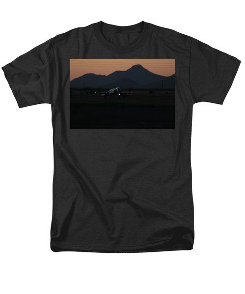 Dusk Return Men's T-Shirt  (Regular Fit) by David S Reynolds
