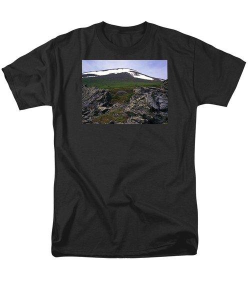 Dyatlov's Pass Men's T-Shirt  (Regular Fit) by Vladimir Kholostykh