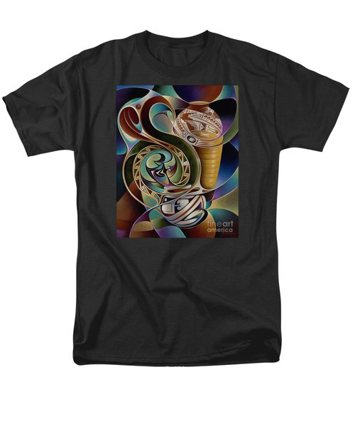 Dynamic Still I Men's T-Shirt  (Regular Fit)