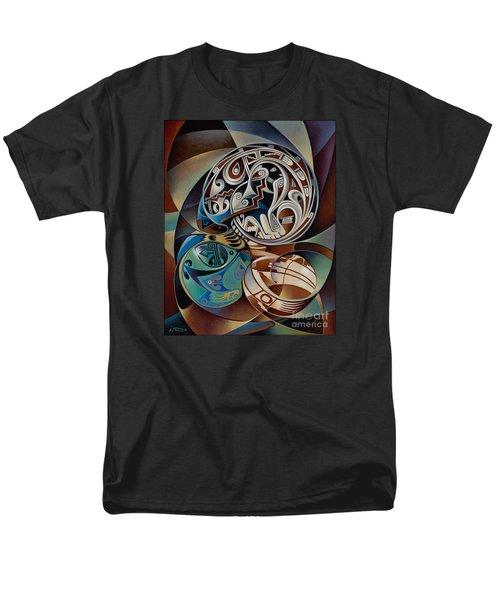 Dynamic Still Il Men's T-Shirt  (Regular Fit)