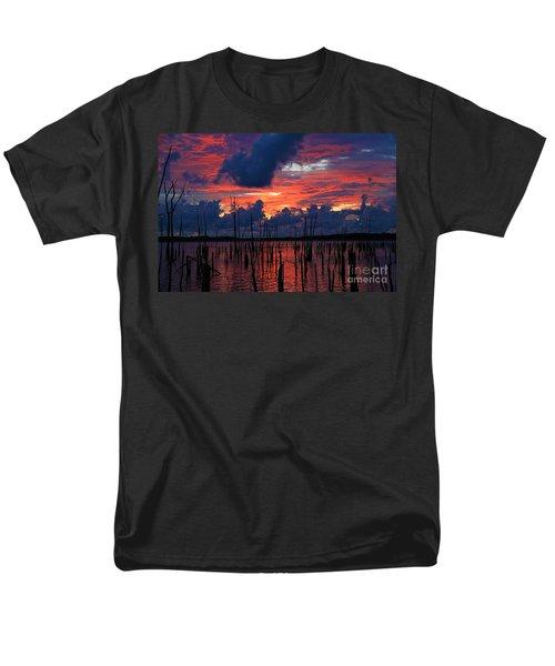 Early Light Men's T-Shirt  (Regular Fit) by Roger Becker