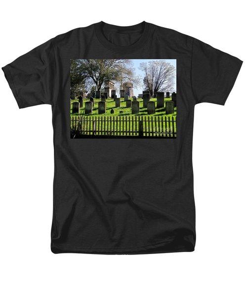 Men's T-Shirt  (Regular Fit) featuring the photograph East Hampton  by Ed Weidman