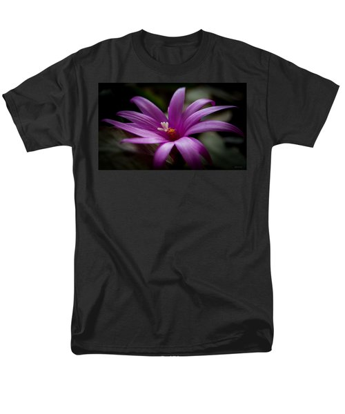 Men's T-Shirt  (Regular Fit) featuring the photograph Easter Rose by Steven Milner