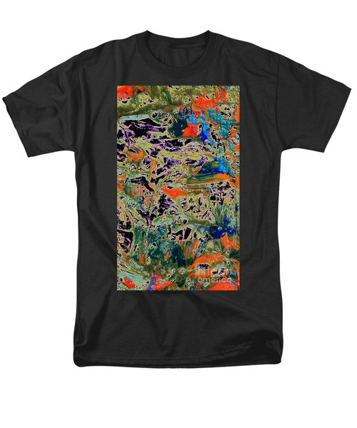 Ebb And Flow Men's T-Shirt  (Regular Fit) by Jacqueline McReynolds